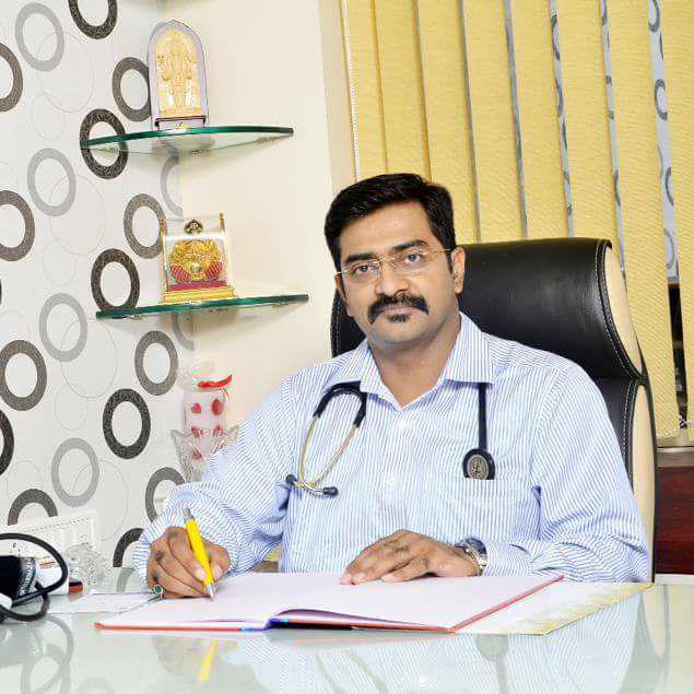 Dr. Abhyudaya Verma SEWA